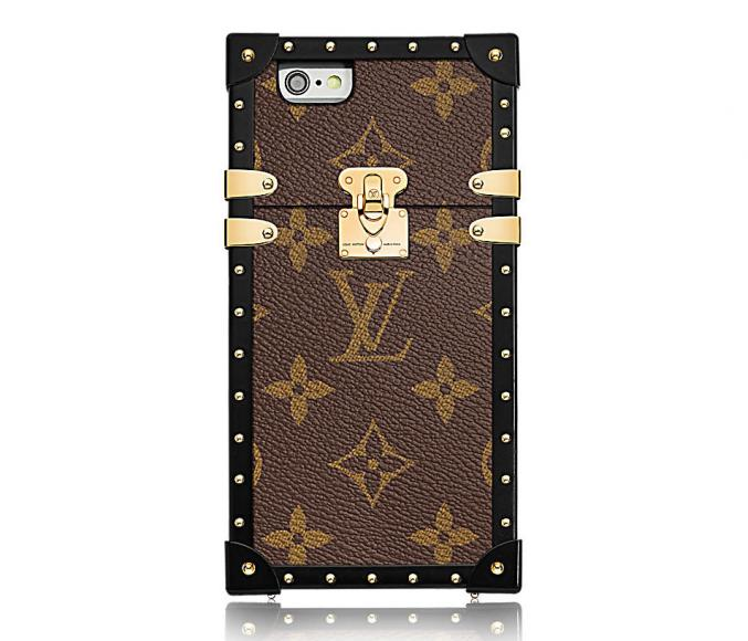 Louis Vuitton Eye-Trunk Monogram iPhone 7 Case