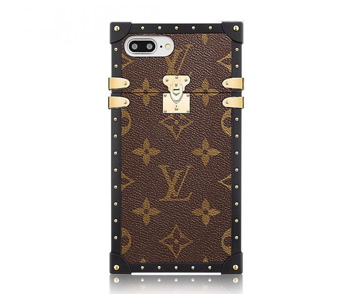 Louis Vuitton Eye-Trunk Monogram iPhone 7 Plus Case