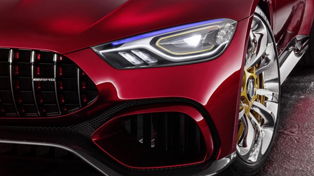 Mercedes-AMG GT Concept (1)