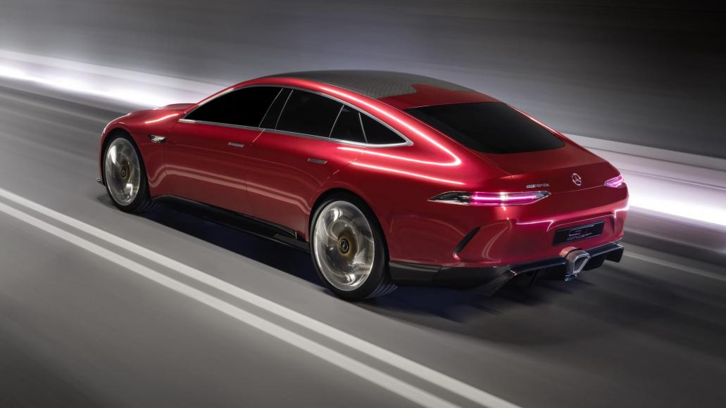 Mercedes-AMG GT Concept (2)