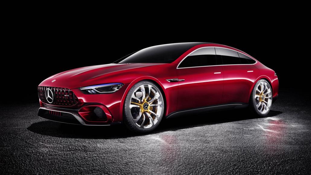 Mercedes-AMG GT Concept (4)