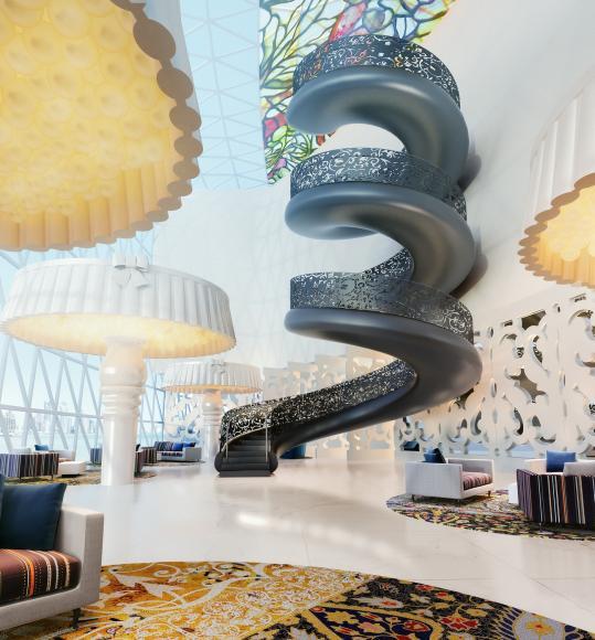 Doha Atrium