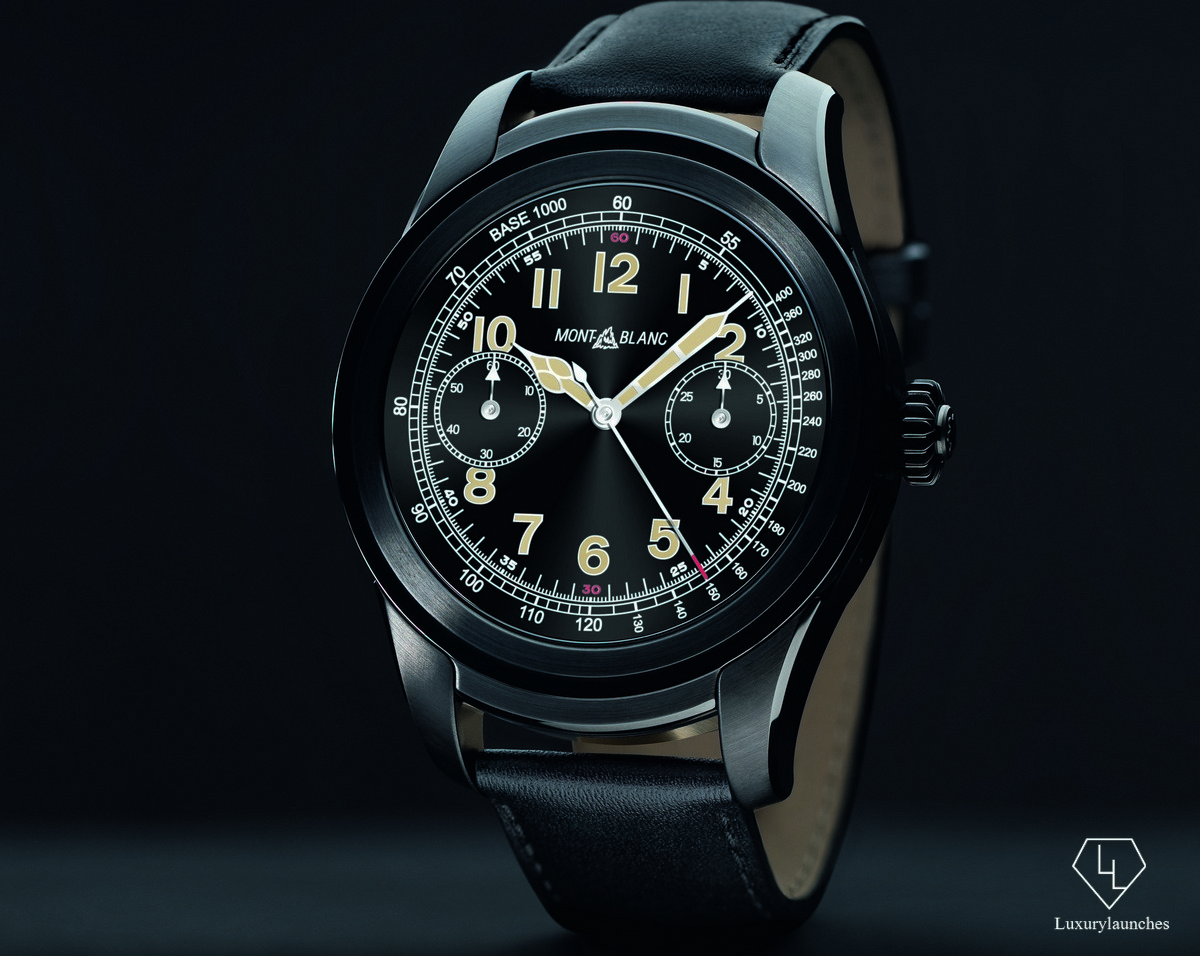Introducing Montblanc Summit, the world's first smartwatch ...