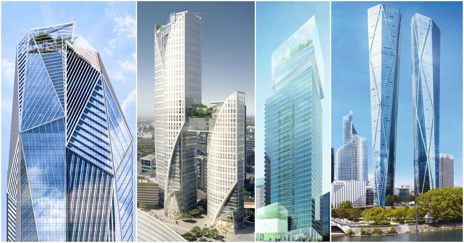 Most Expensive Cars >> These 5 upcoming skyscrapers will change the Parisian ...