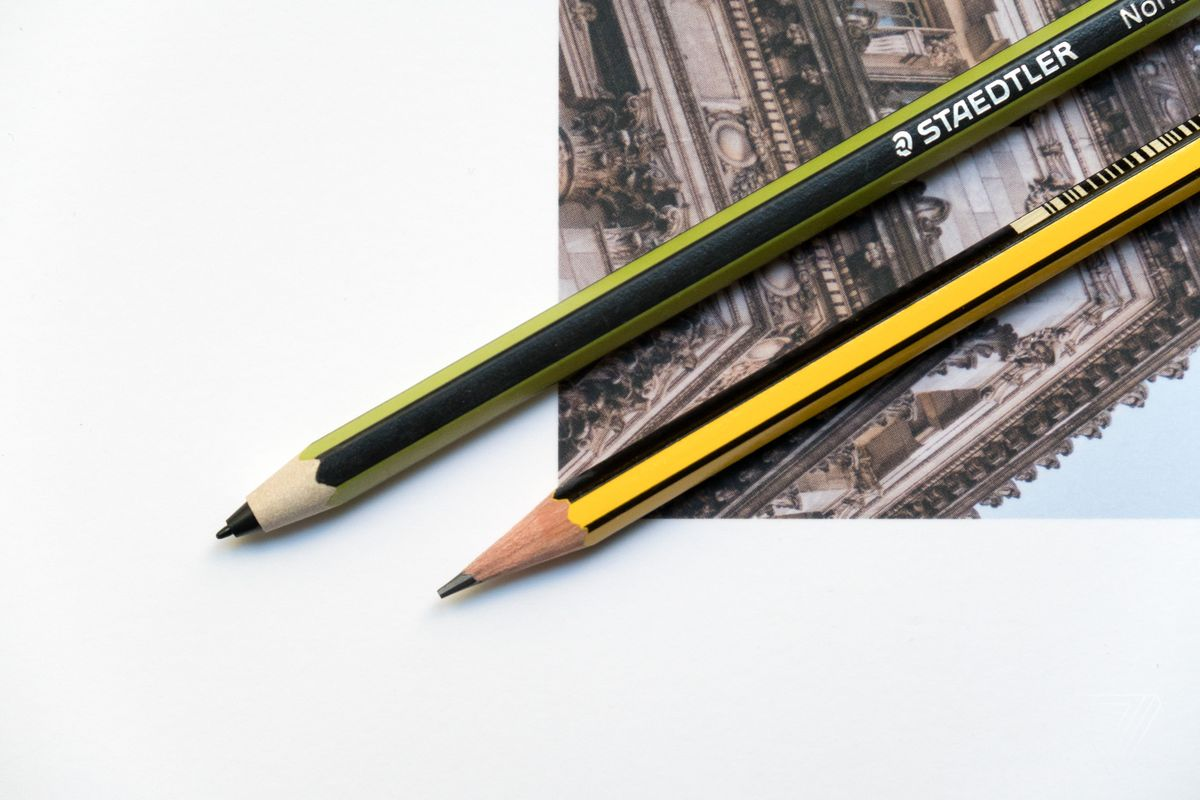 Samsung Revives Nostalgia With The Classic Staedtler