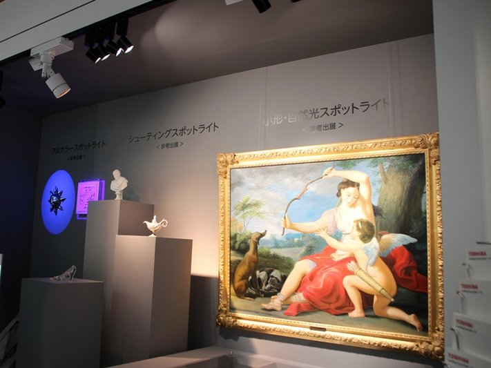 Toshiba smart light for art and museum (2)