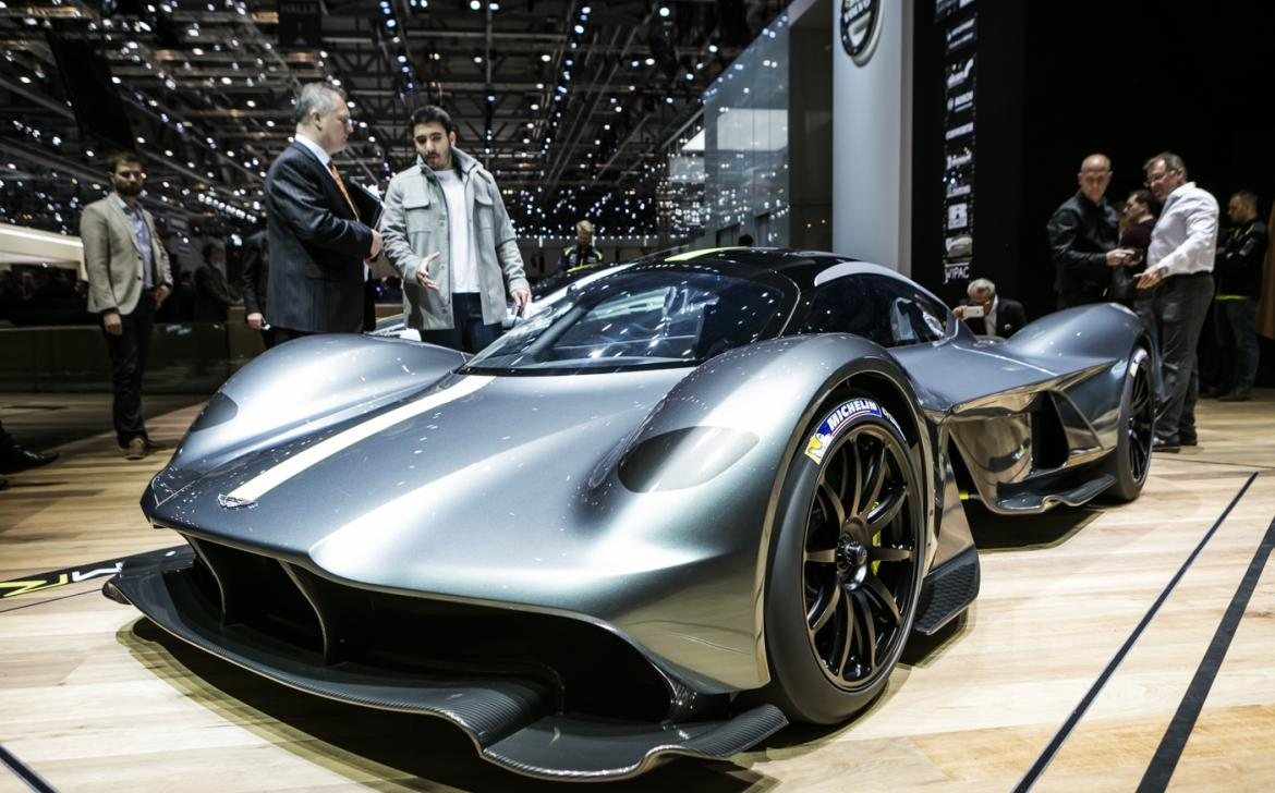 Aston Martin Valkyrie - 7 interesting facts on the mental ...