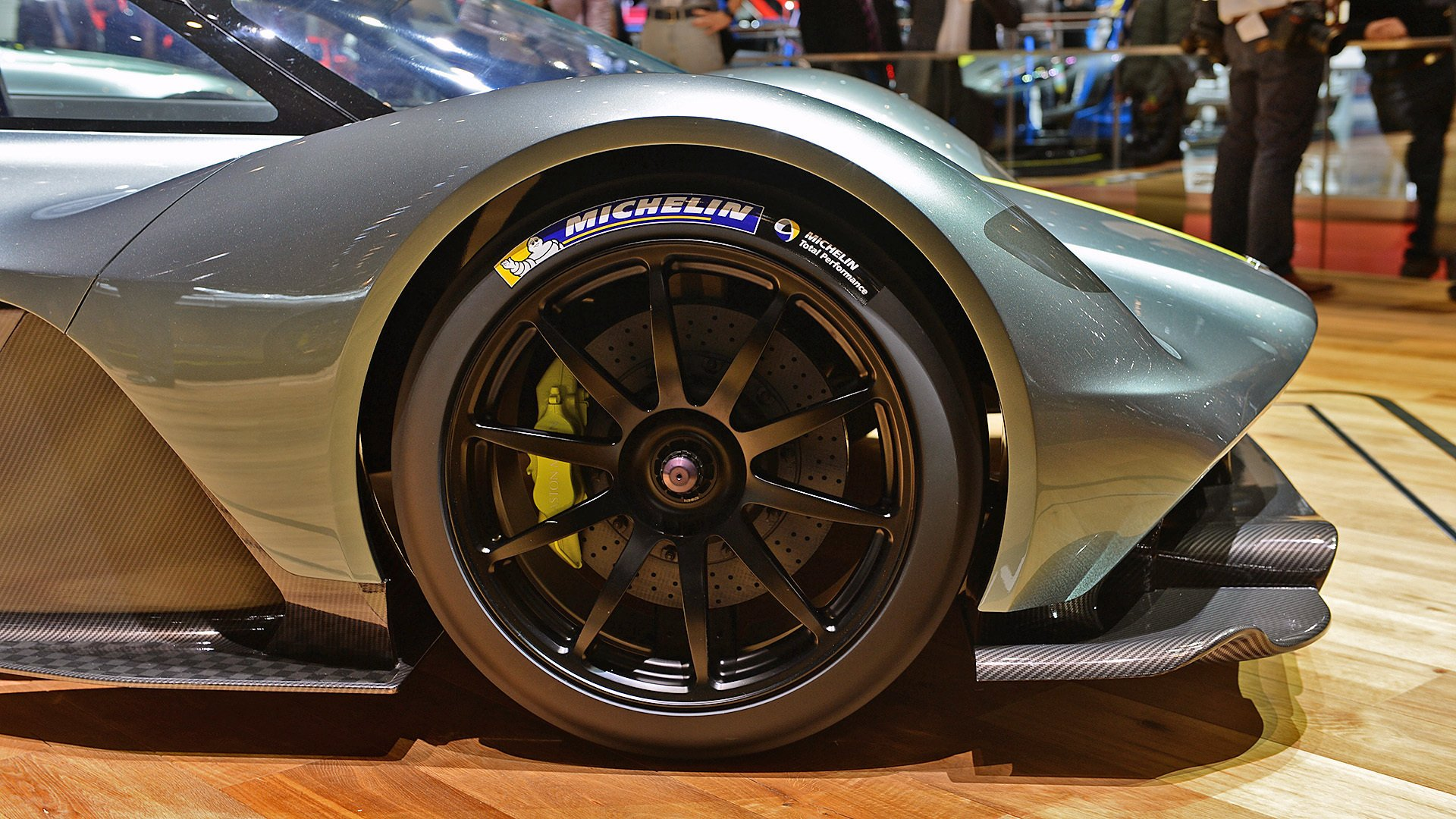 Aston Martin And Red Bull Racing's Insane Hypercar Now Has