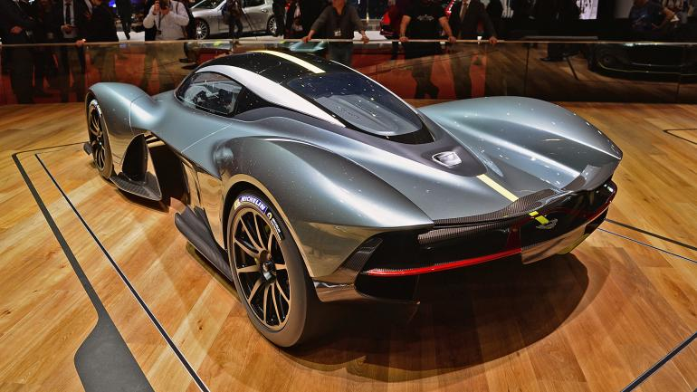 Photos - 7 most outstanding cars at the 2017 Geneva Motor Show