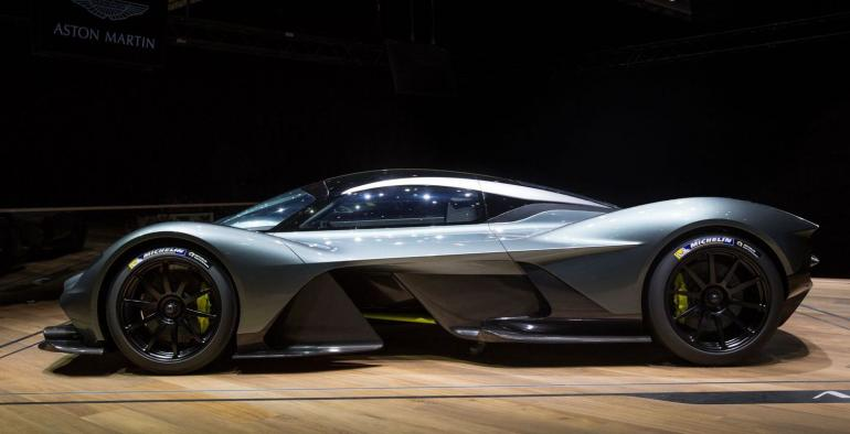 Aston Martin Valkyrie 7 Interesting Facts On The Mental Hypercar