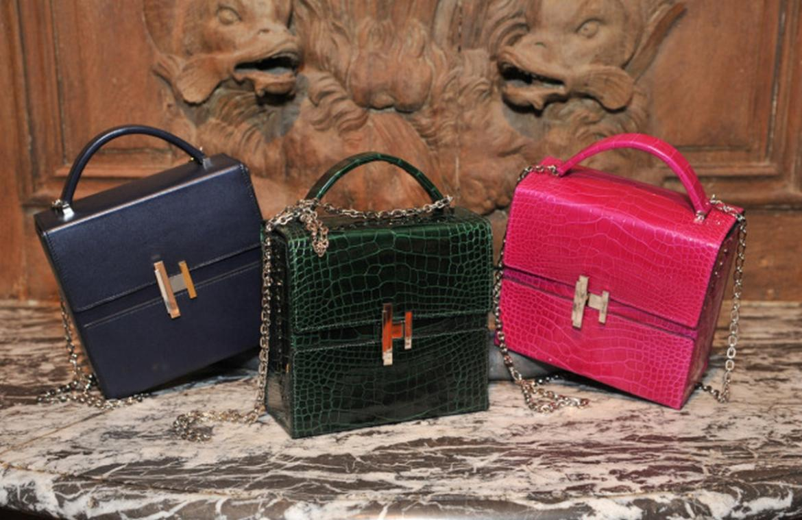 Herm 232 S Wants You To Customize Your Handbag With One Of