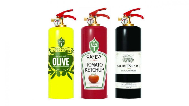 When Luxury Gets Stupid Designer Fire Extinguishers
