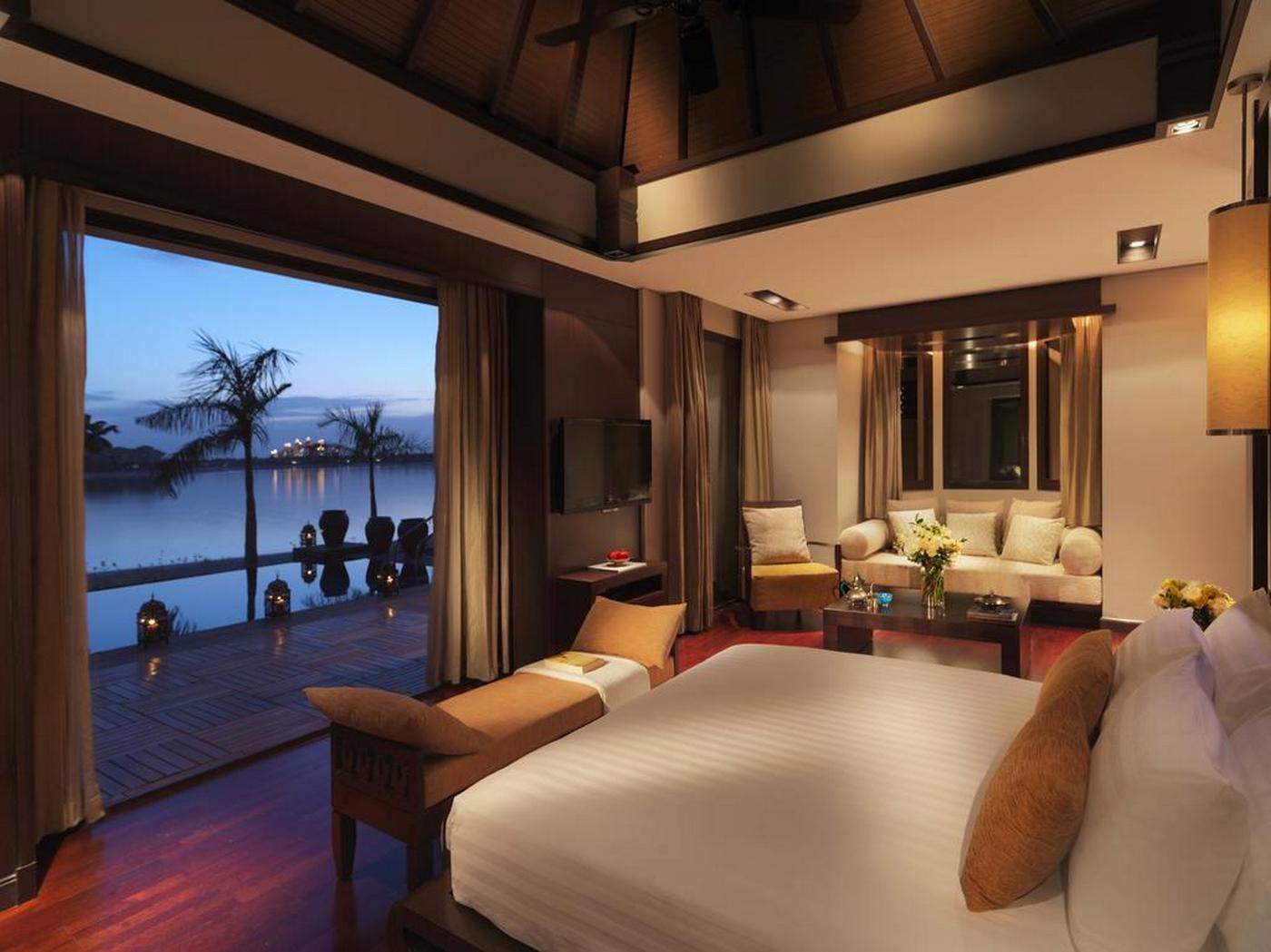 Palms One Bedroom Suite Suite Of The Week One Bedroom Beach Pool Villa At Anantara The