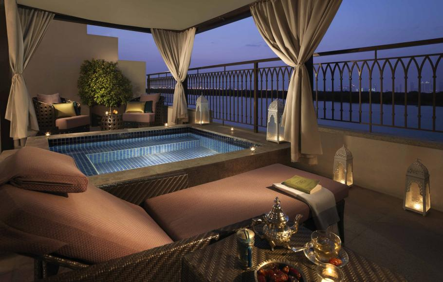 Anantara Mangroves Pool Suite