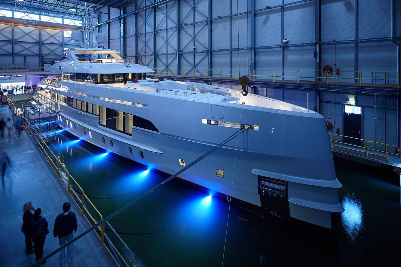 Heesen S Ultra Quiet Project Nova Superyacht Is Perfect