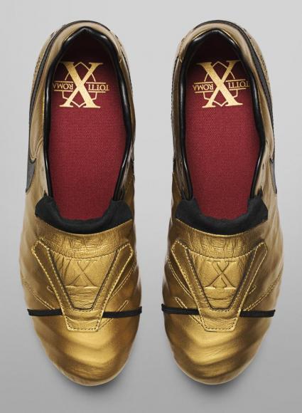 Nike - Tiempo Totti X Roma boots (6)