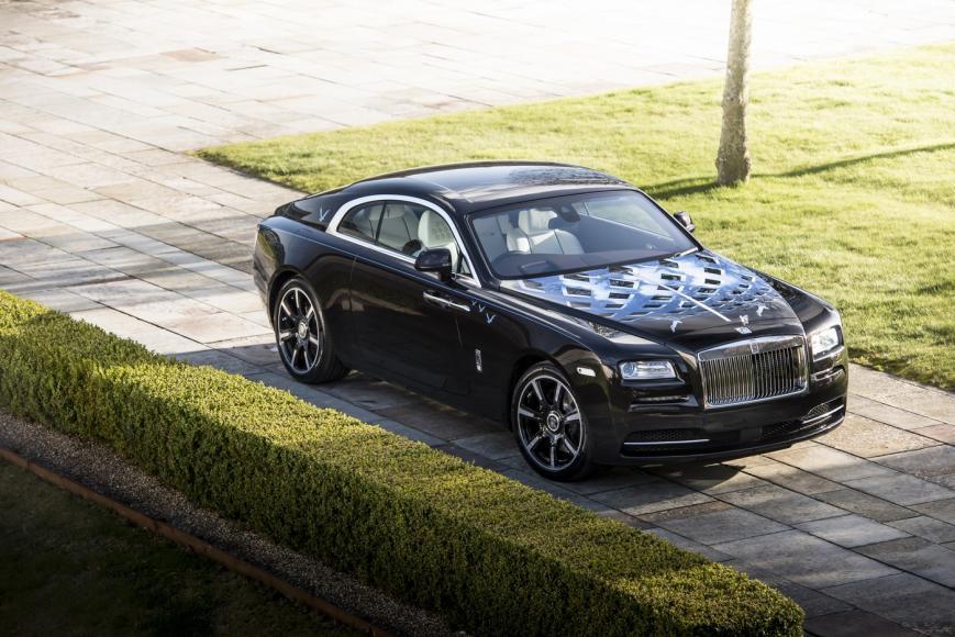 Rolls Royce Inspired by British Music (2)