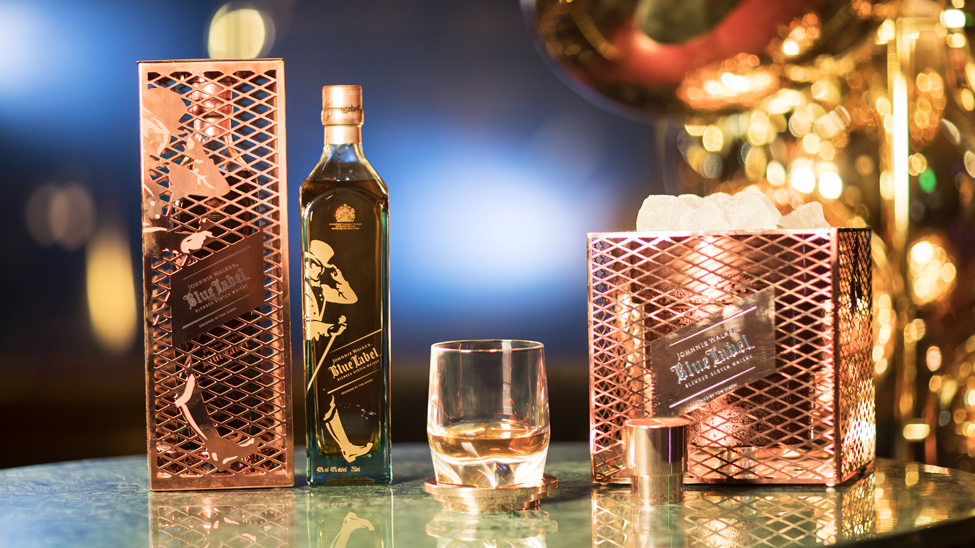 Cars Com Reviews >> Tom Dixon's Johnnie Walker Blue Label Capsule Series is a refined homage to whisky