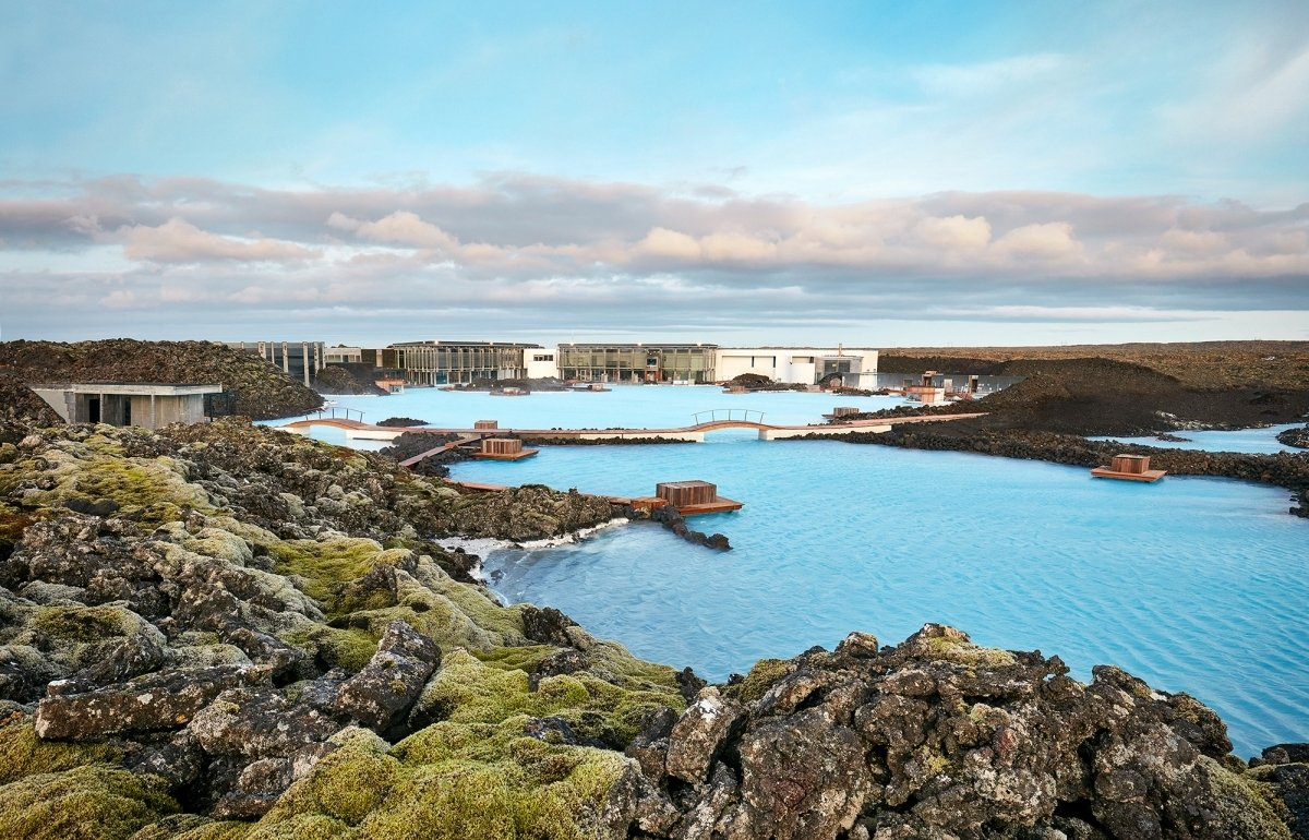 Iceland's famous Blue Lagoon is all set to get a luxury hotel with an underground spa : Luxurylaunches