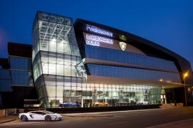 Delightful Dubai Is Now Home To The Worldu0027s Largest Lamborghini Dealership