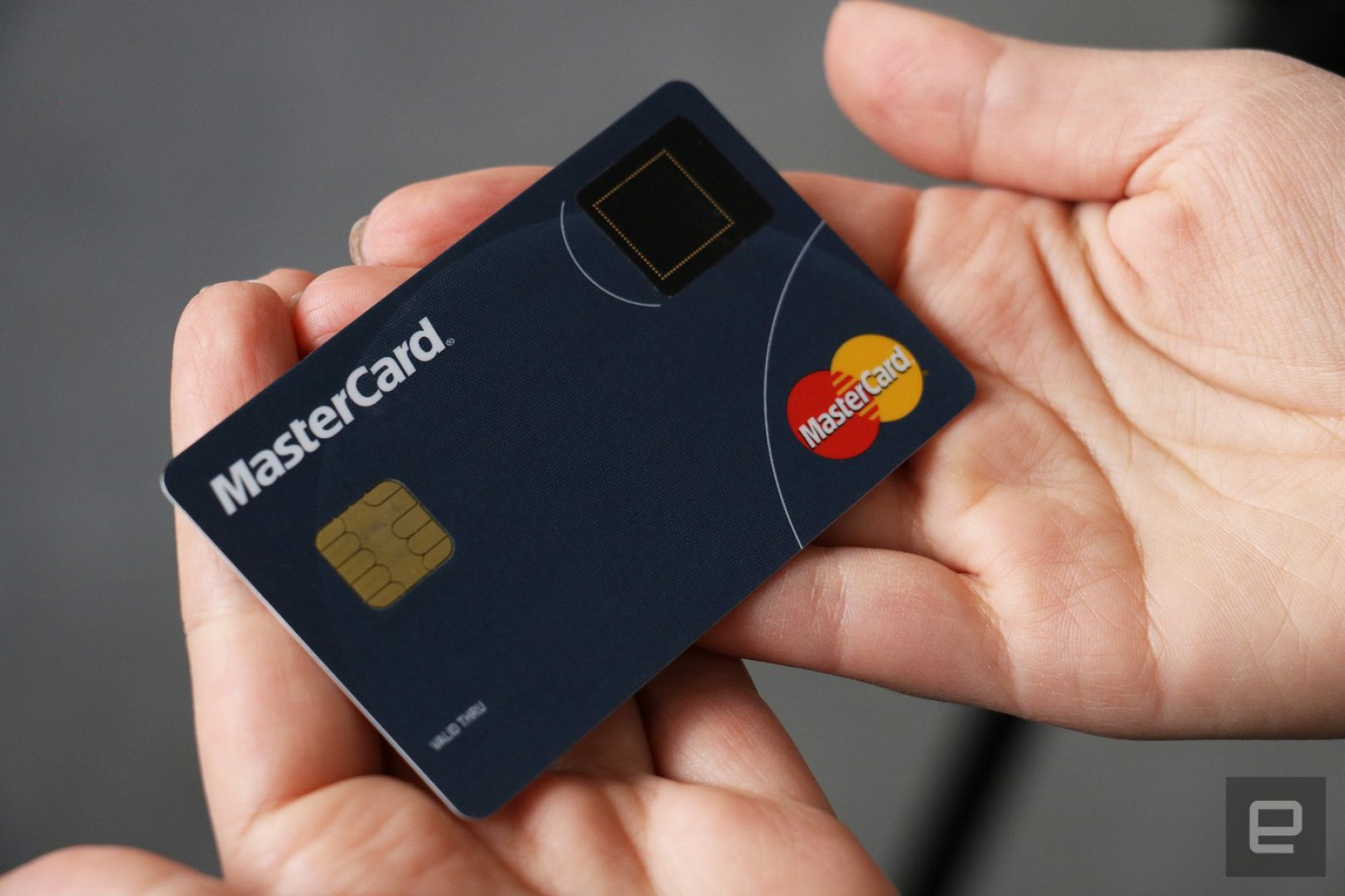 Mastercard Introduces Credit Card With Fingerprint Scanner
