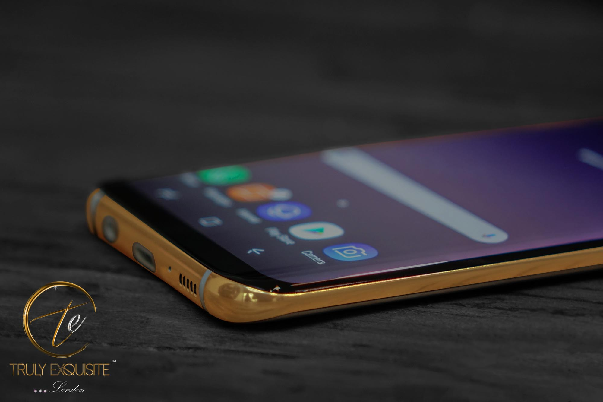 Most Expensive Cars >> Truly Exquisite introduces world's first Samsung Galaxy S8 and S8+ in 24K Gold and Platinum