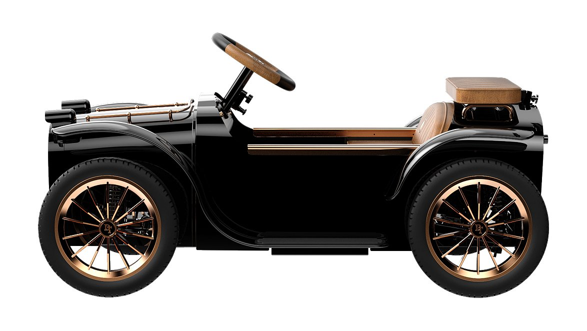The D Throne S Electric Is Probably The Most Luxurious Toy Car You
