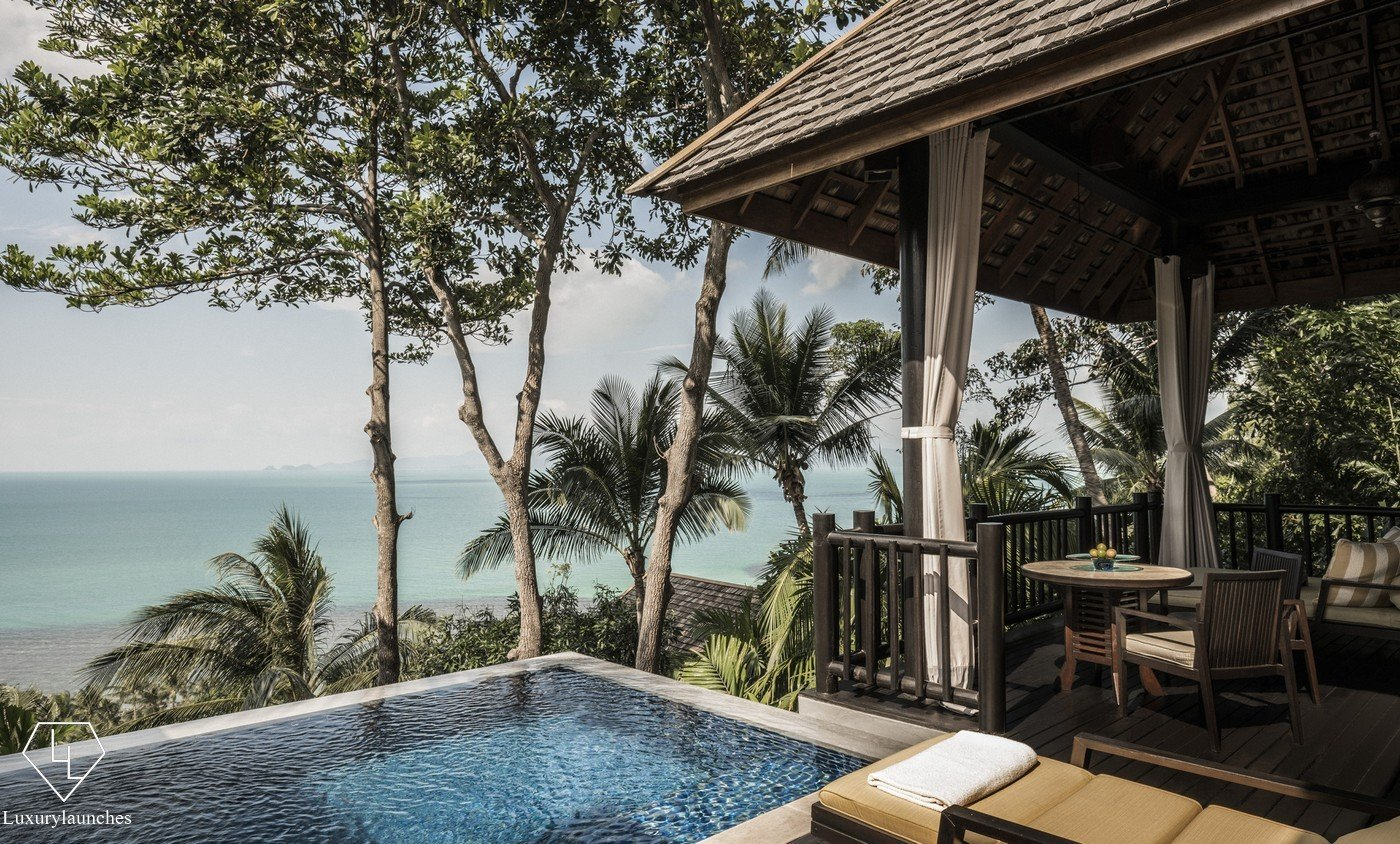 Top 8 most beautiful luxury villas in thailand 2017 for Koi pool villa koh tao