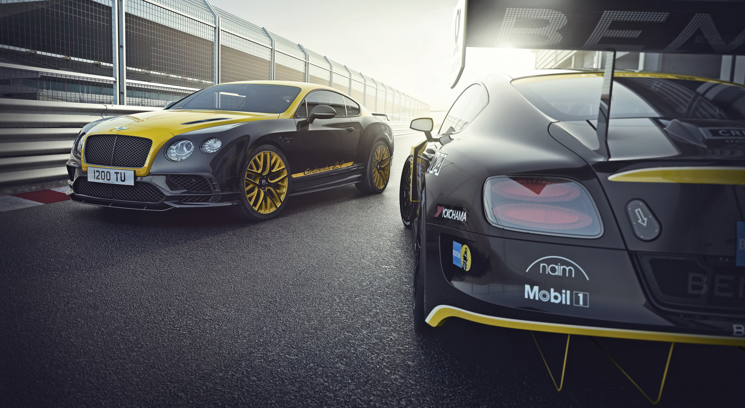 Limited edition Bentley Continental 24 commemorates the carmaker's return to the 24 Hours Nürburgring