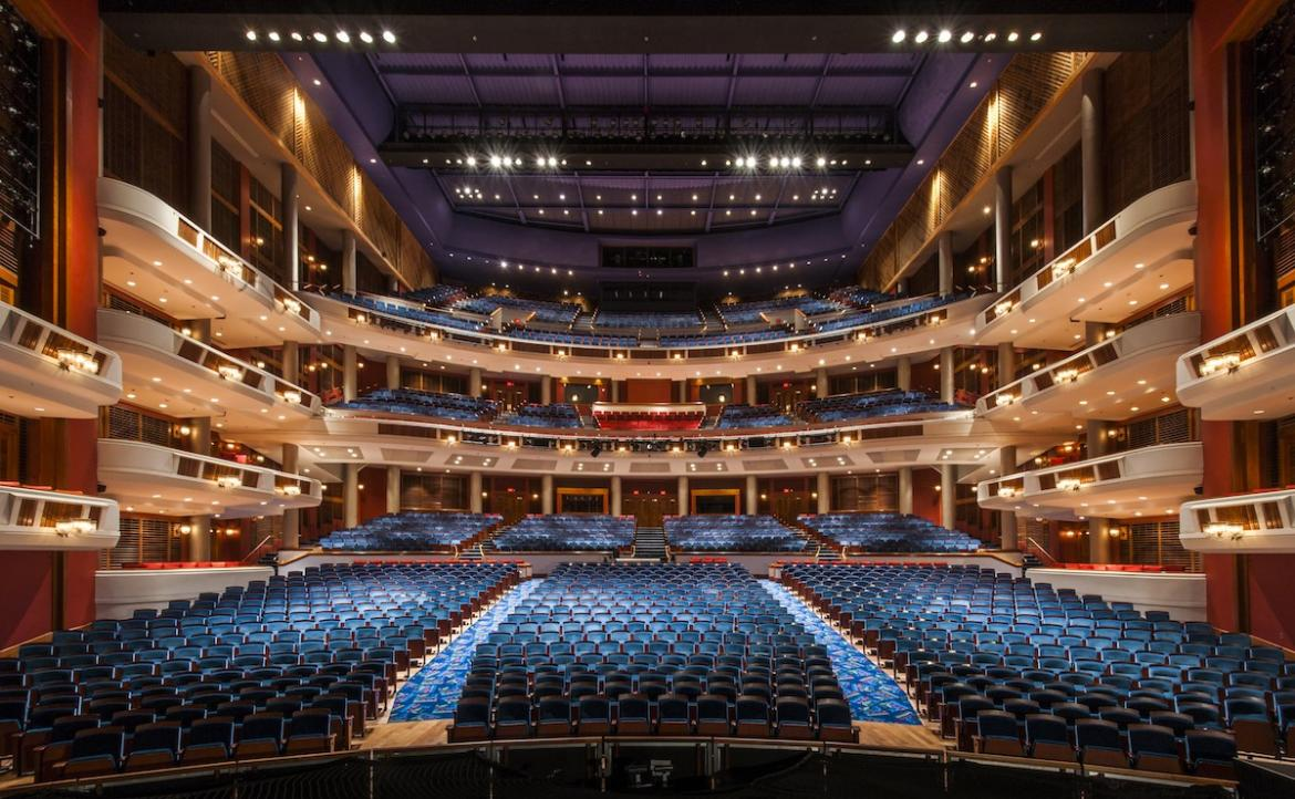 Broward Center for the Performing Arts - SW 5th Ave, Fort Lauderdale, Florida - Rated based on 2, Reviews