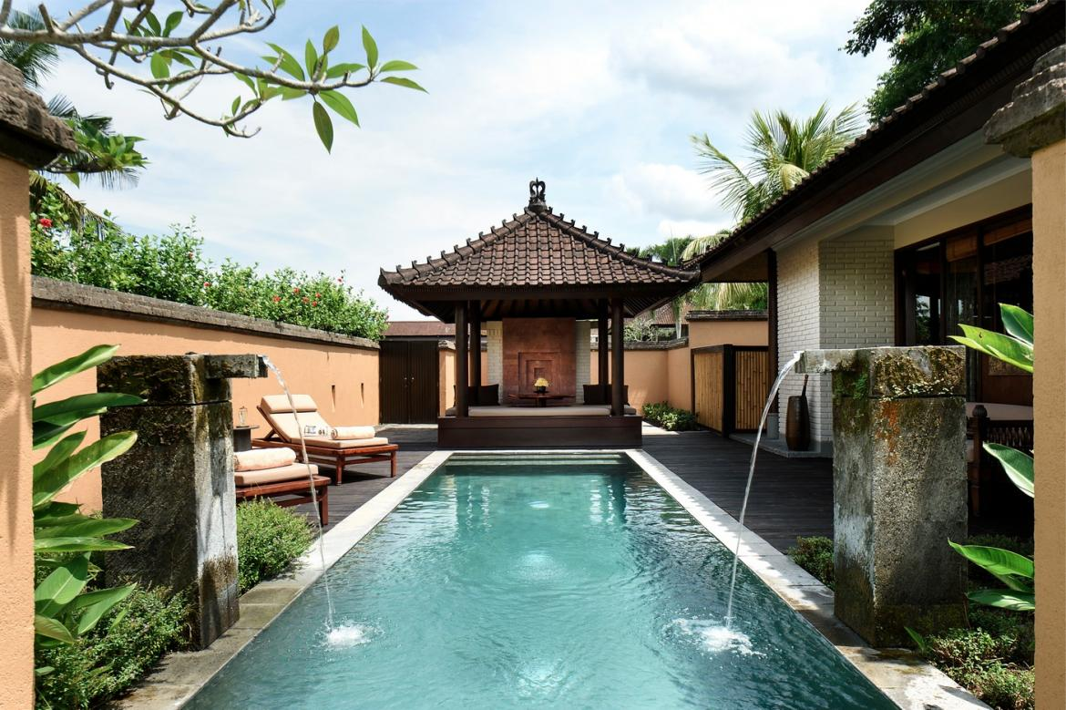Suite of the week one bedroom pool villa at the chedi for Villas vogue