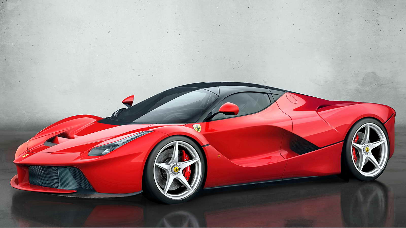 Ferrari's new hypercar is coming – Will replace the LaFerrari by 2022