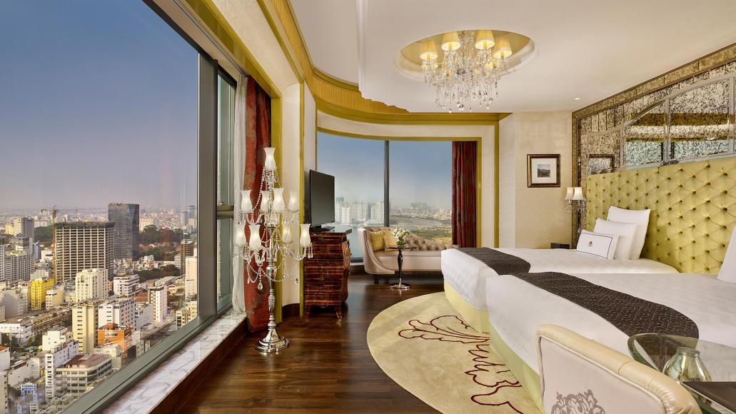 Grand Deluxe Twin Room