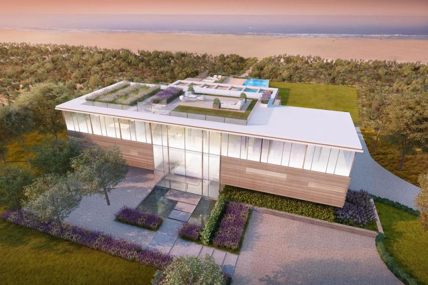 Hamptons-Spec-House-Transparent-Pool-For-Sale-Aerial-2