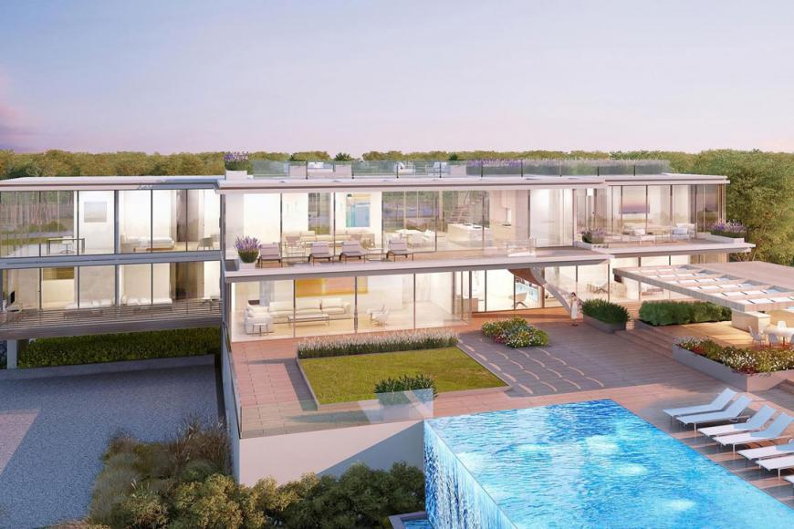 Hamptons-Spec-House-Transparent-Pool-For-Sale-Exterior-3