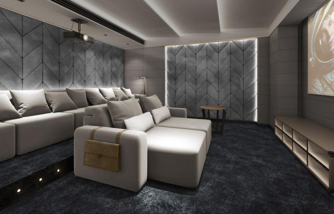 check out the plush home cinema seating by coleccion alexandra. Black Bedroom Furniture Sets. Home Design Ideas
