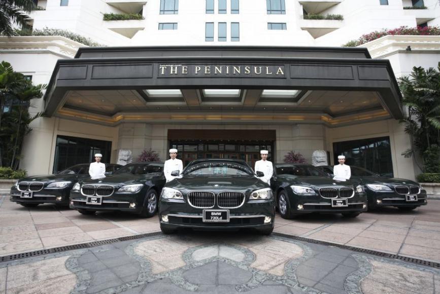 Hotel-Limousines