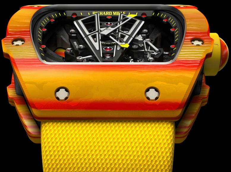 Richard-Mille-RM-27-03-Rafael-Nadal-Tourbillon-Shock-Resistant-TPT-Quartz-colorful-watch (3)