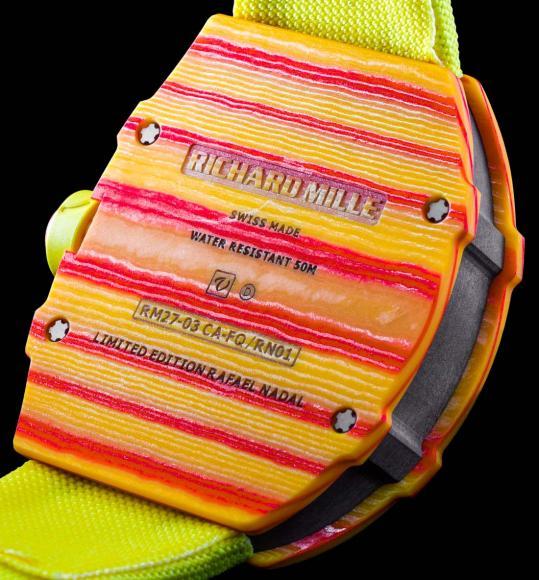 Richard-Mille-RM-27-03-Rafael-Nadal-Tourbillon-Shock-Resistant-TPT-Quartz-colorful-watch (7)