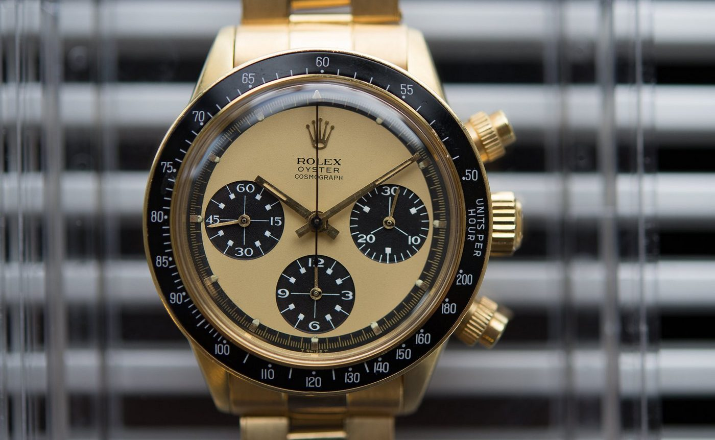 Luxury watch sells for a record $31 million