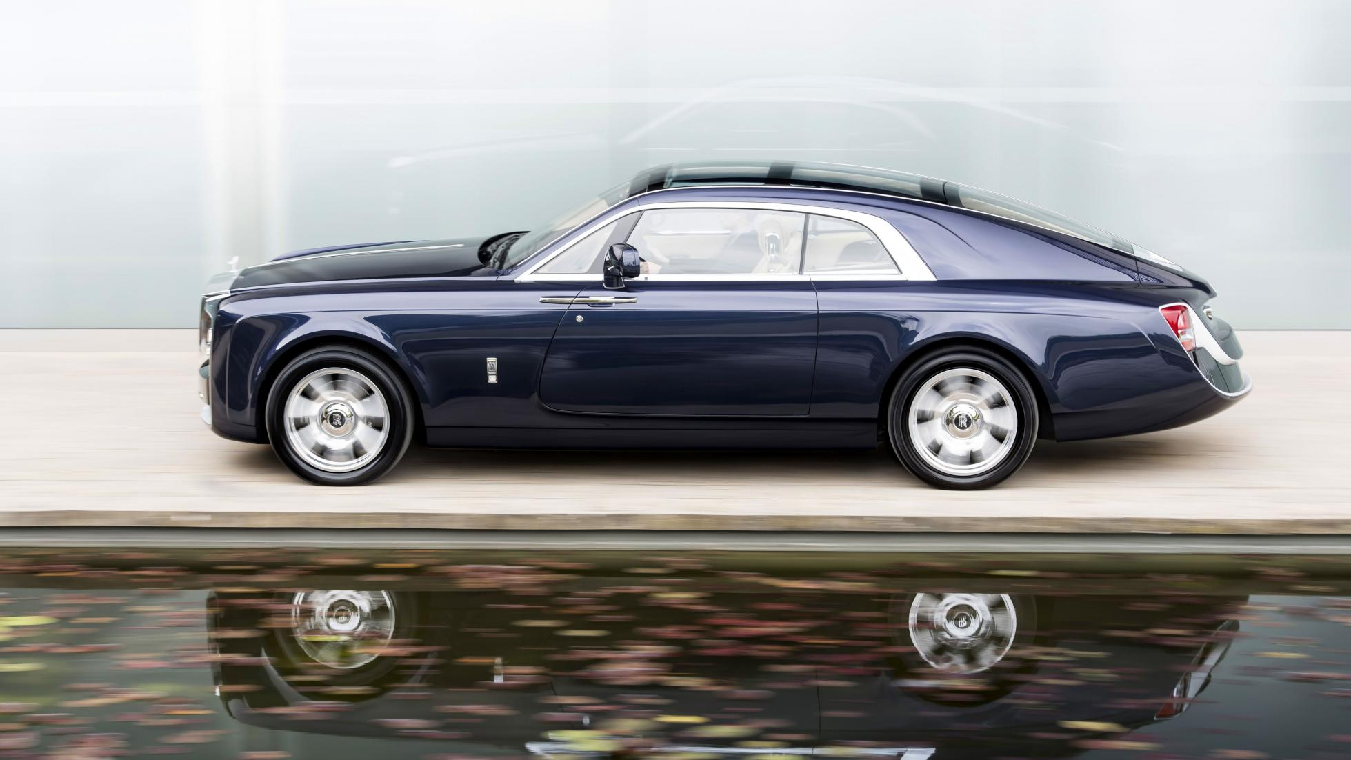 This $13 million Rolls Royce is the epitome of exclusivity
