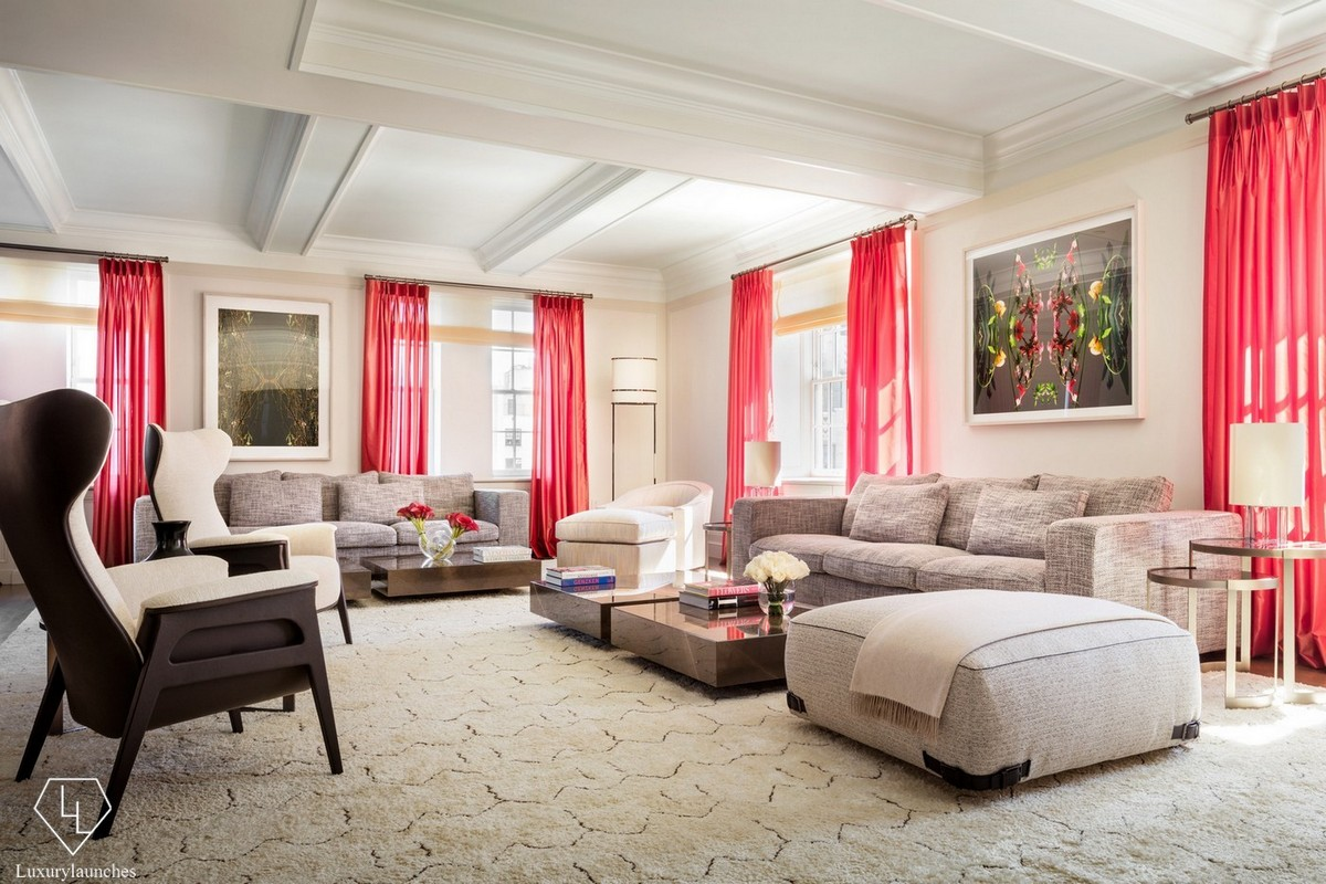 The Mark Hotel Ny Unveils Its New Ultra Chic 14th Floor