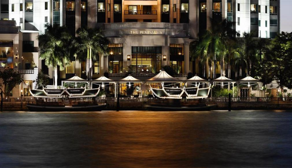 The Peninsula Bangkok Hotel Limousines