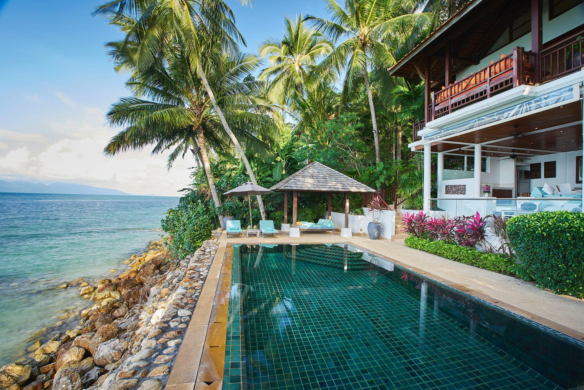 Resort Review The Belmond Napasai