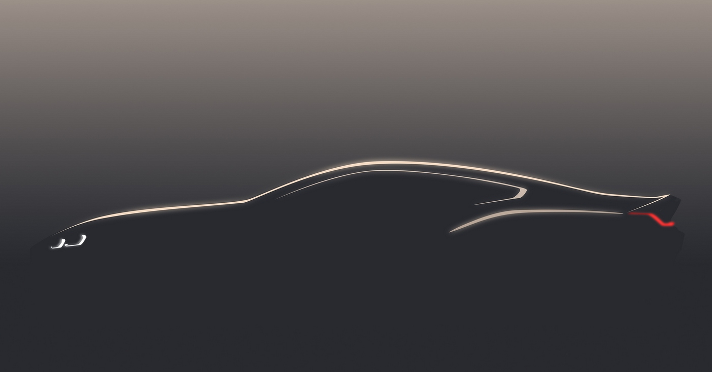 Watch out Bentley – The BMW 8 series Coupe is almost here
