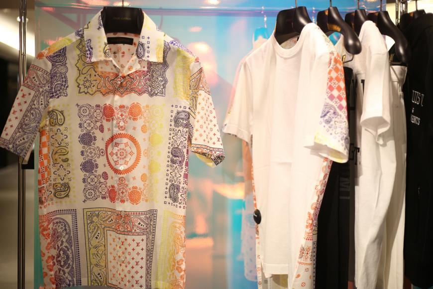 fragment design x Louis Vuitton Pop-Up Store (1)