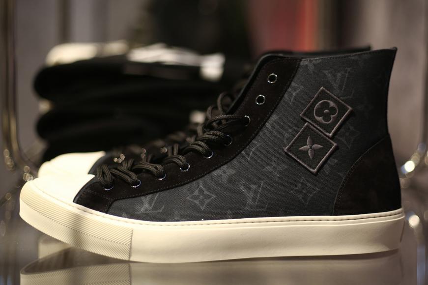 fragment design x Louis Vuitton Pop-Up Store (5)