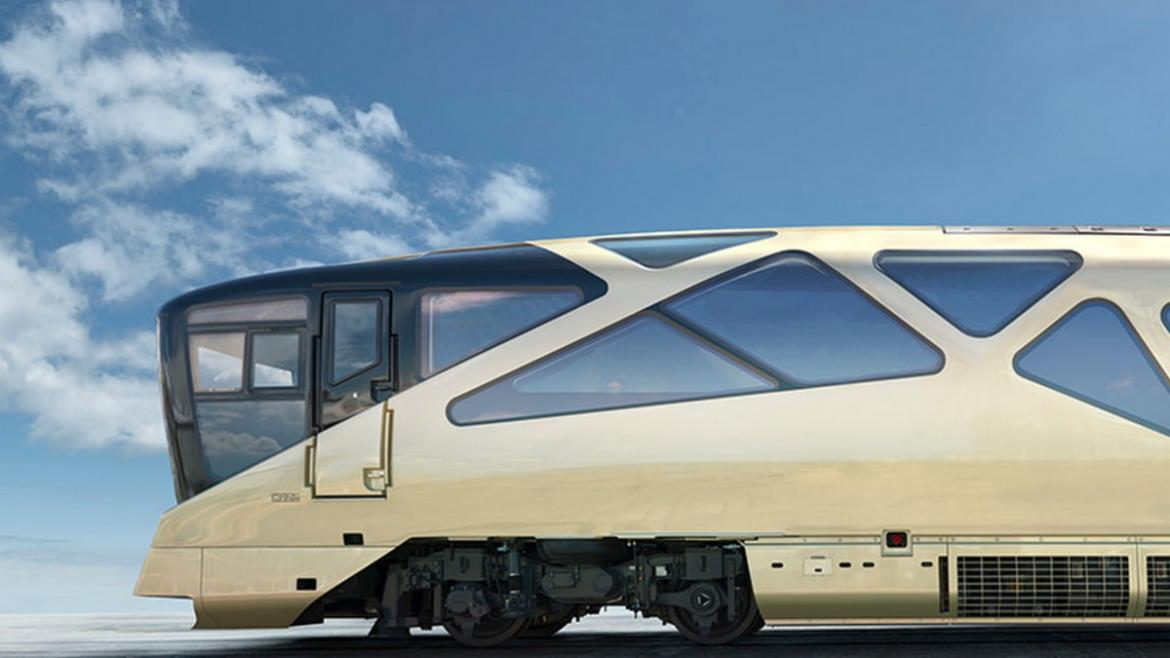 Inside Japan S Newest Luxury Train Which Is Like The Burj