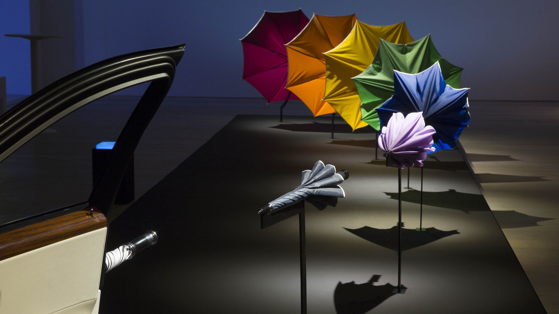 Take a look at just how incredible a Rolls-Royce Umbrella can get
