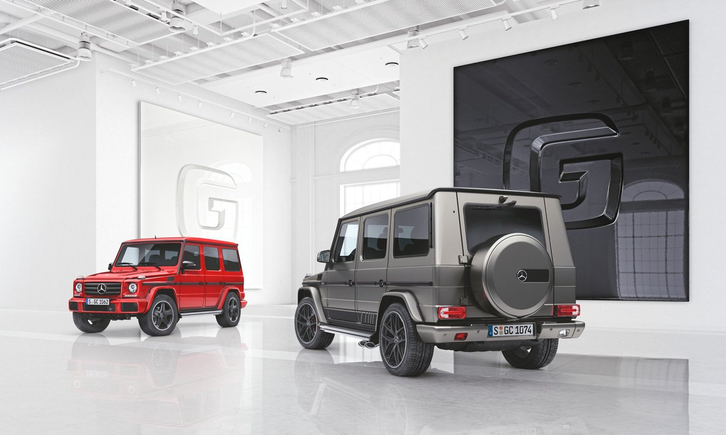 Mercedes G-Class gets two new special editions replete with high-quality appointments